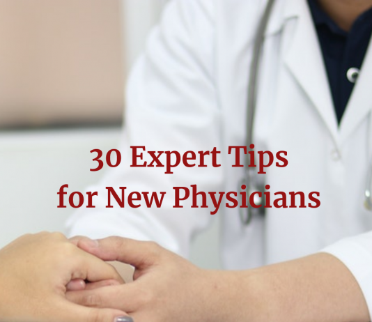Top tips for new doctors