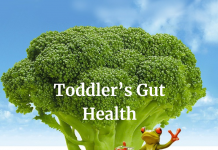 Get your child's gut health on track by following these 6 simple steps