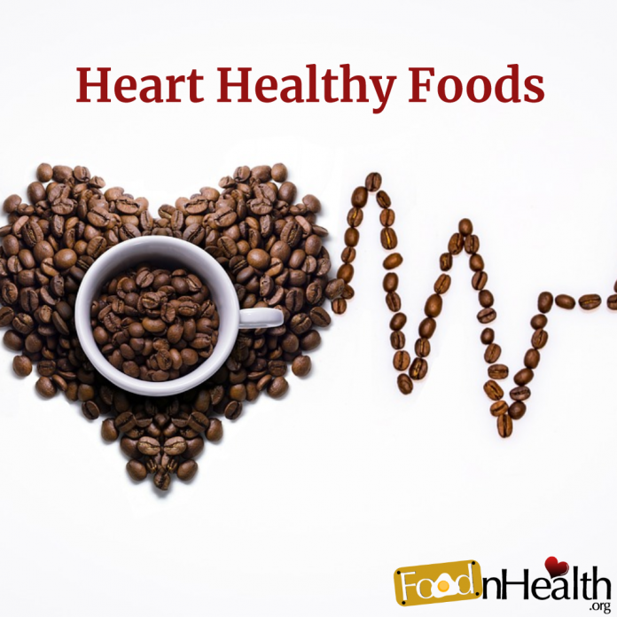 What to eat for... A healthy heart