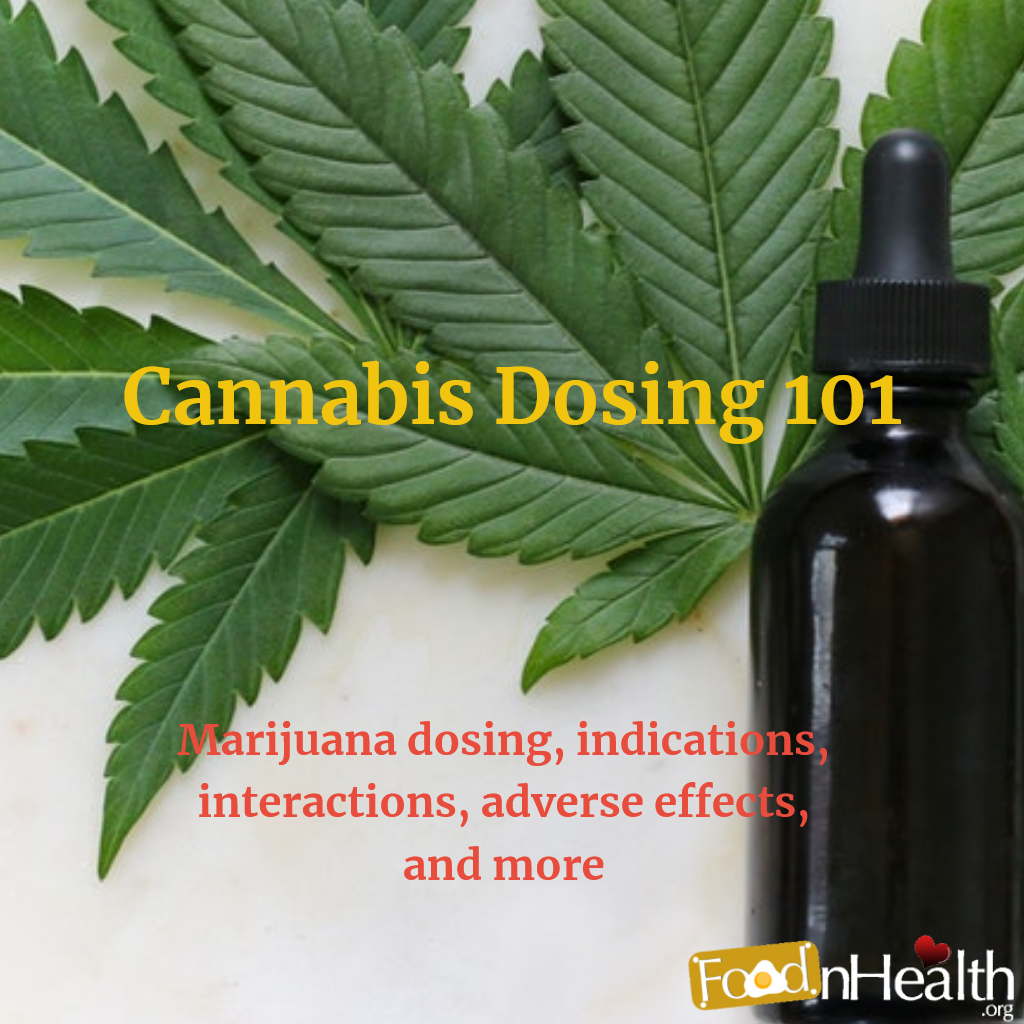 Medical Cannabis Dosing