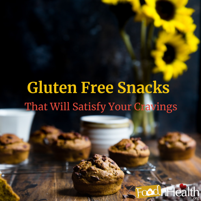 Top Gluten & Allergy Free Snacks