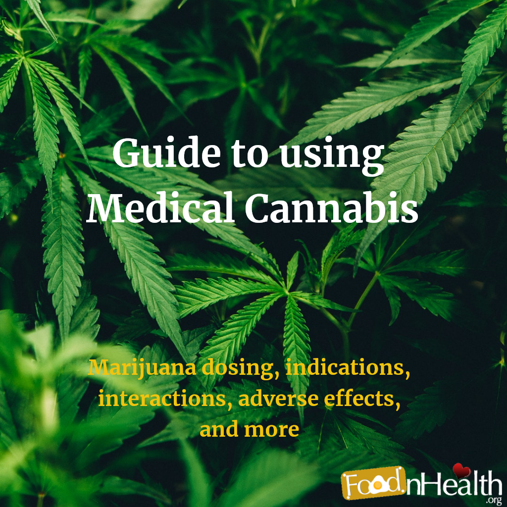 Medical cannabis administration and dosing
