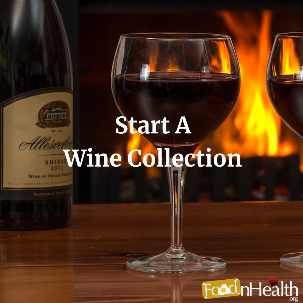 tips to help you start a wine collection