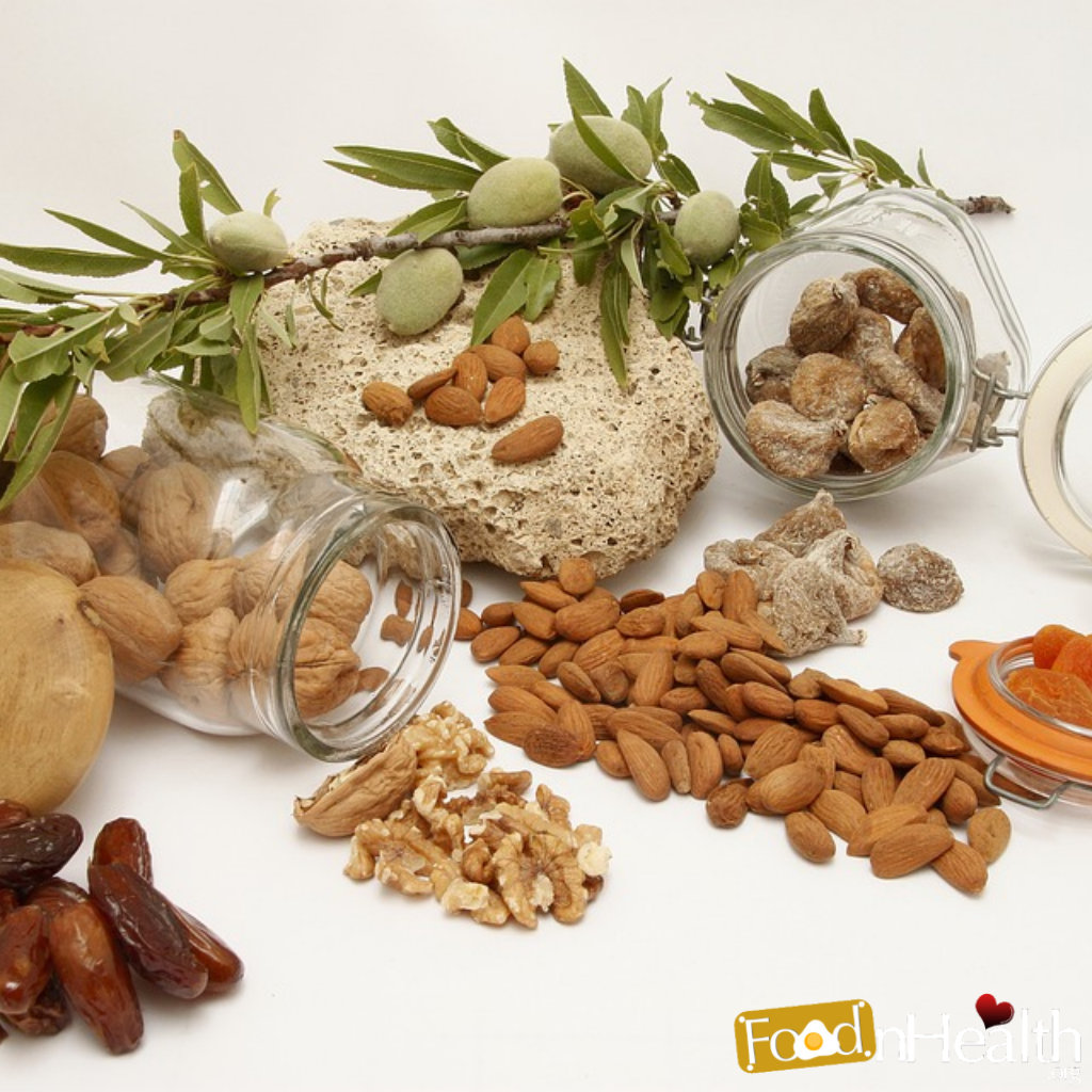 Are dry fruits or dry nuts healthy?