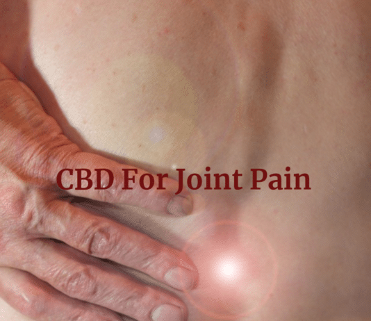 CBD and Joint Pain