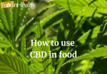 CBD and how to use it in food