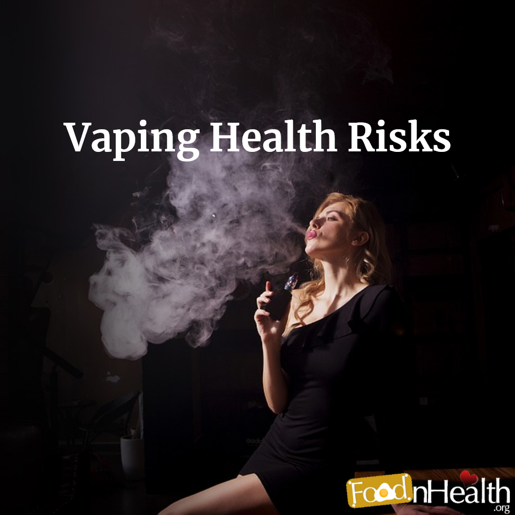 Harmful effects of vaping being ignored by UK health authorities