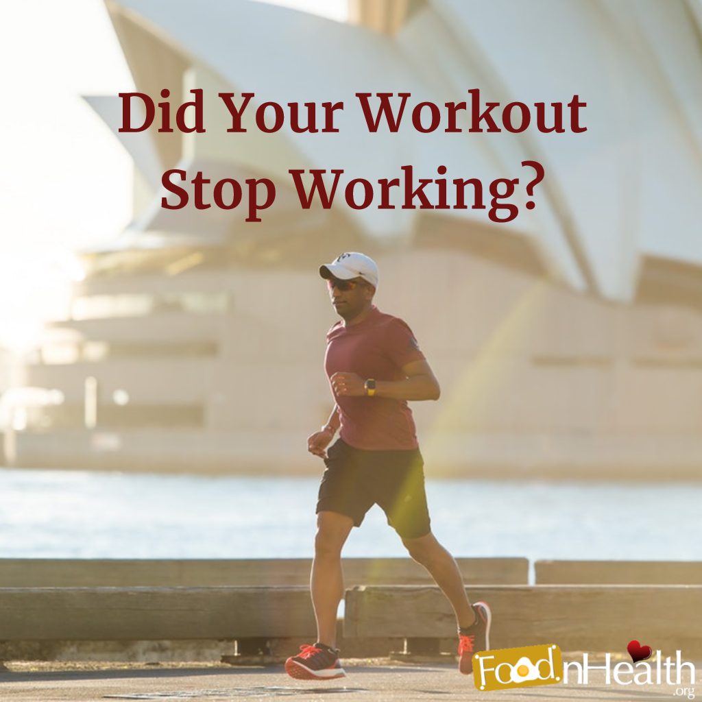 Reasons Why Your Workouts Aren't Working