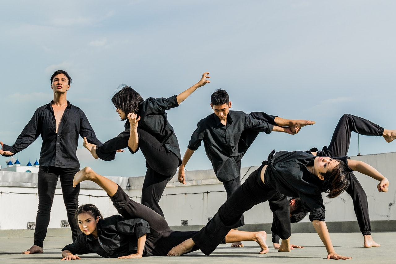 What are the benefits of martial arts training?