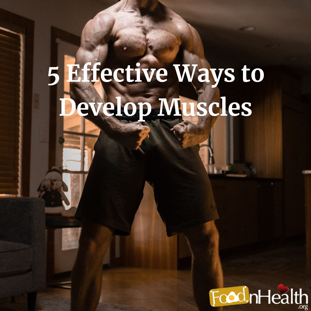 5 Easy Tricks to Build Muscle Faster