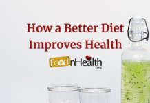 How a Better Diet Improves Health
