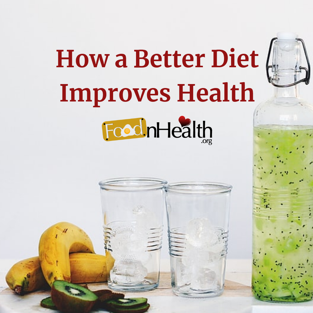 how diet improves health