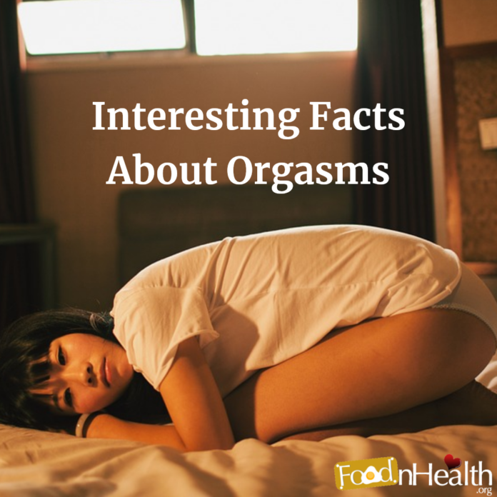 Interesting Facts About Orgasms
