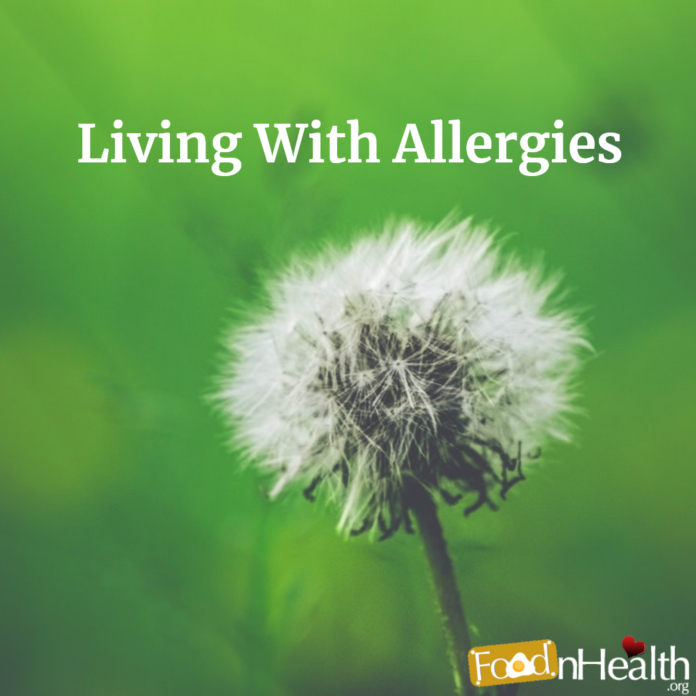 Tips for Living With Your Allergies