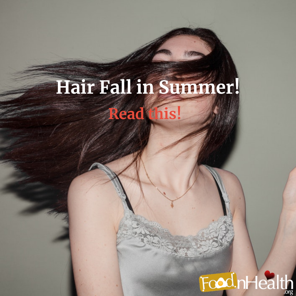 Reasons Why You Lose More Hair in the Summers