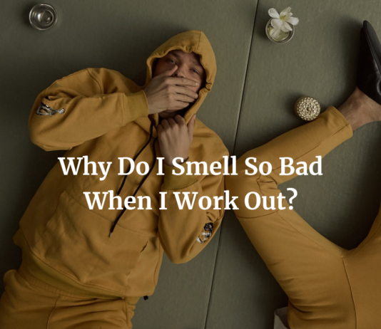 Why Sweat Smells Bad After a Workout