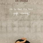 Choose a Yoga Teacher Training Course in India