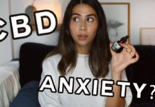 NATURAL CURE FOR ANXIETY? My Experience with CBD (cannabidiol)
