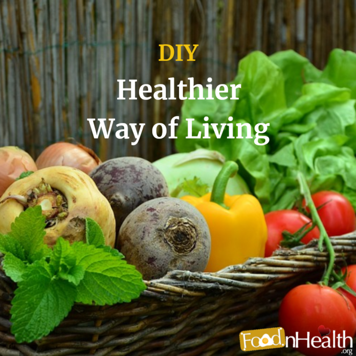 Healthier Way of Living