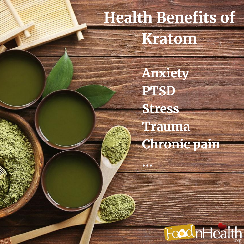 Health Benefits of Kratom Powder