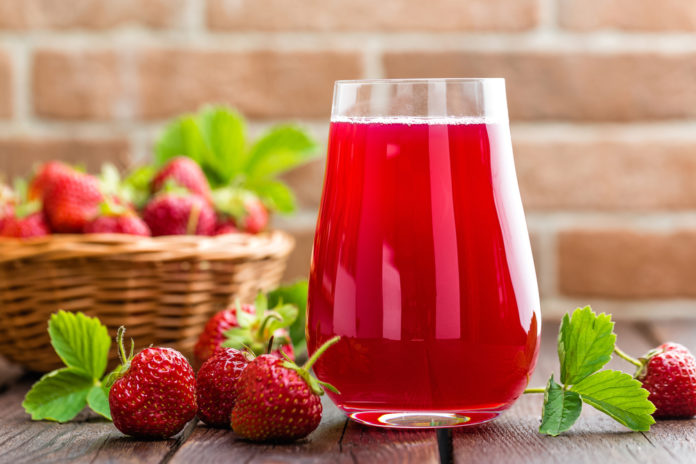 5 Benefits of Strawberry Juice