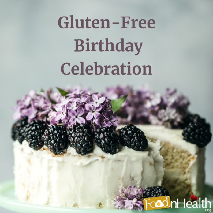 Gluten-Free Birthday Celebration