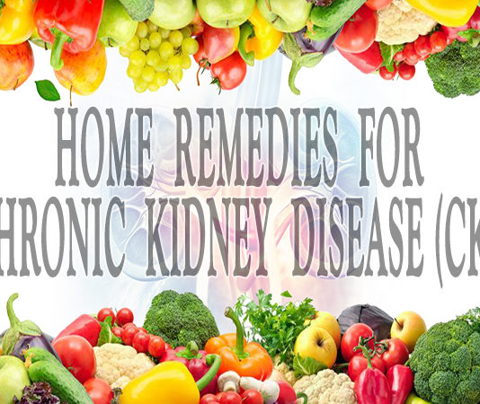 Home Remedies for Chronic Kidney Disease