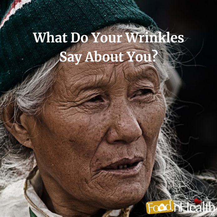 What Do Your Wrinkles Say About You?