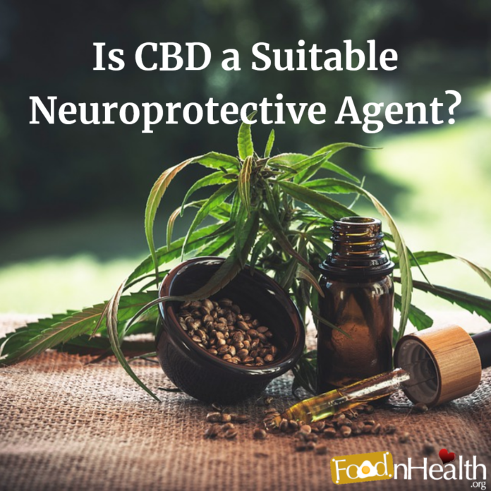 Is CBD a Suitable Neuroprotective Agent?