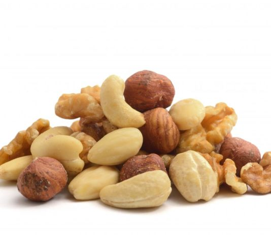 Nuts and seeds Nutrients