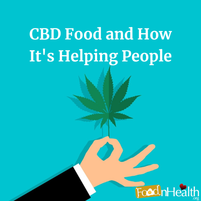 CBD In Food: Is It Safe (And Legal) To Eat?