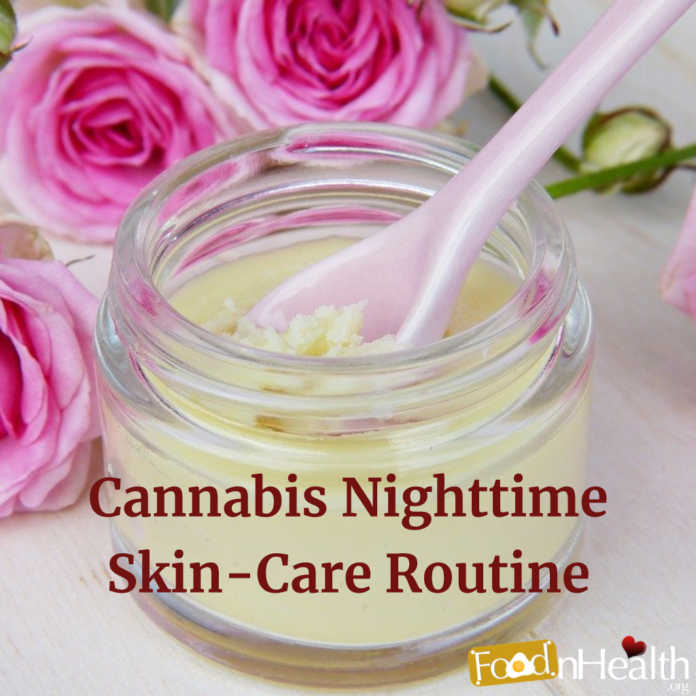 Nighttime Skin-Care Routine