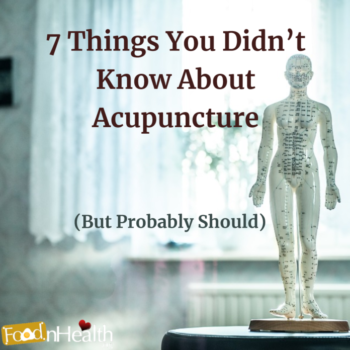 Things You Didn't Know About Acupuncture