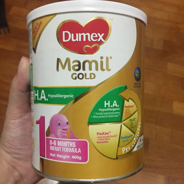 Dumex Mamil Gold Review