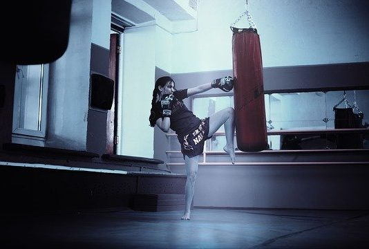 Kickboxing Your Way to a Healthy Life