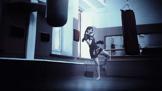 Fitness With Muay Thai for Woman