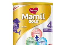 Dumex Mamil Gold