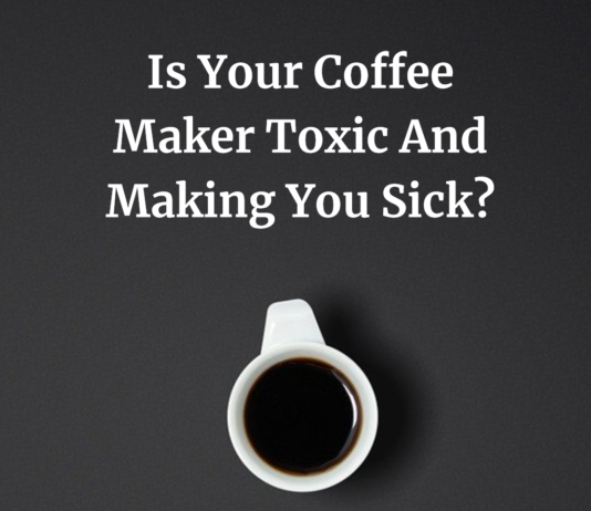 Is Your Coffee Maker Making You Sick
