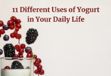 11 Different Uses of Yogurt in Your Daily Life