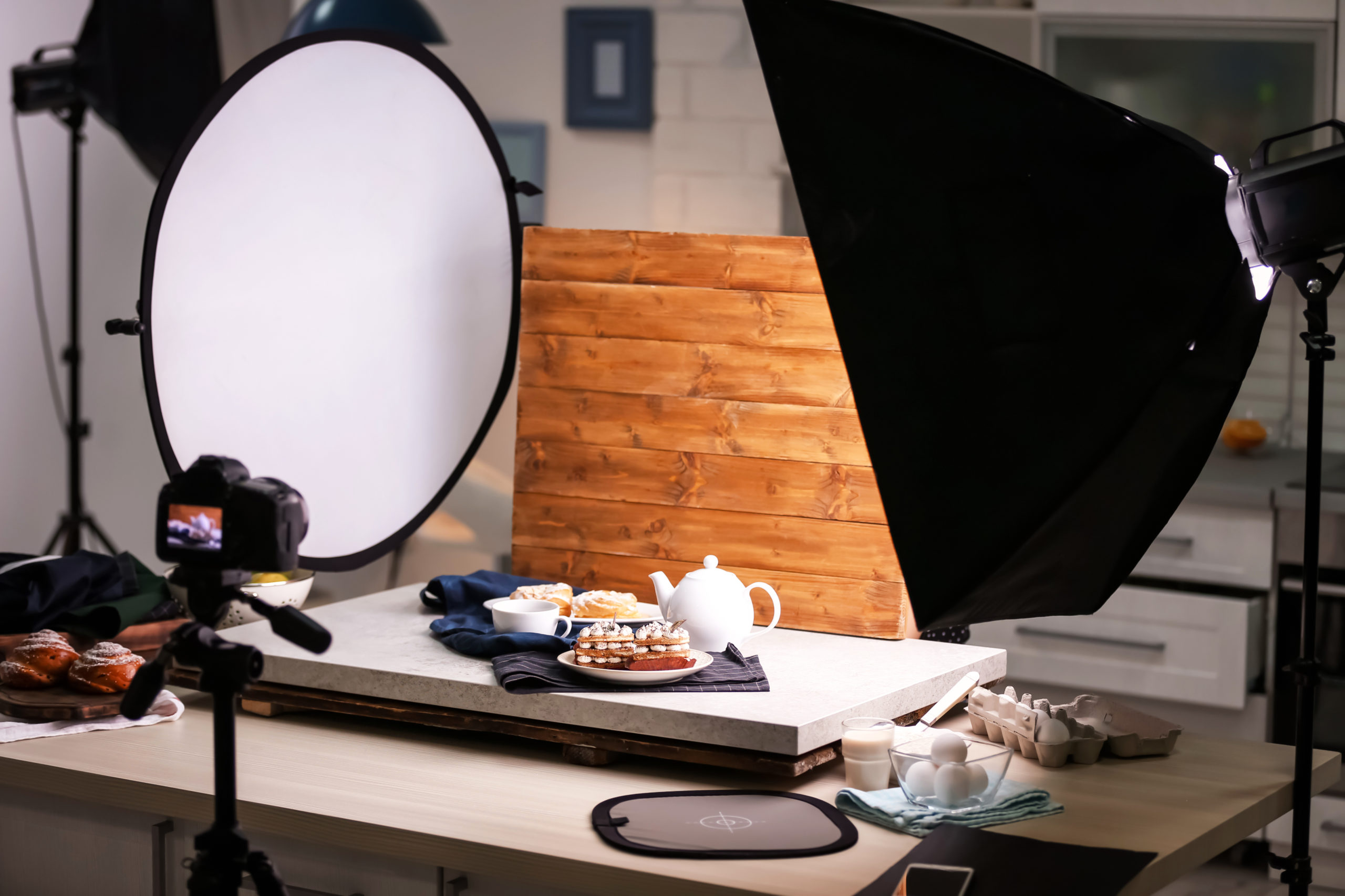 How To Take Appealing Pictures Of Food