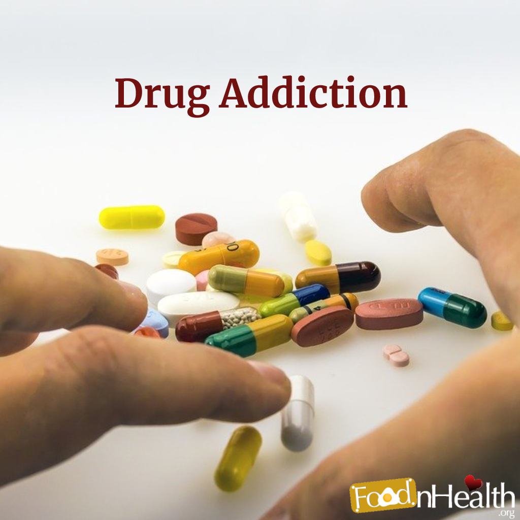 How does drug addiction begin?
