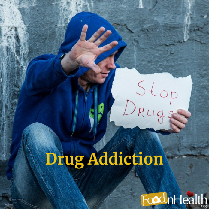 Drug addiction and rehabilitation