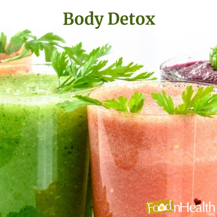 How Does Detox Rejuvenate Your Body?