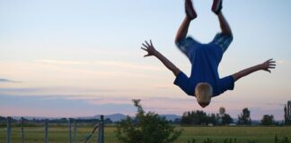 Gymnastic Trampoline Exercises for Beginners