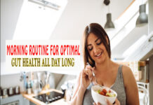 Morning Routine for Optimal Gut Health