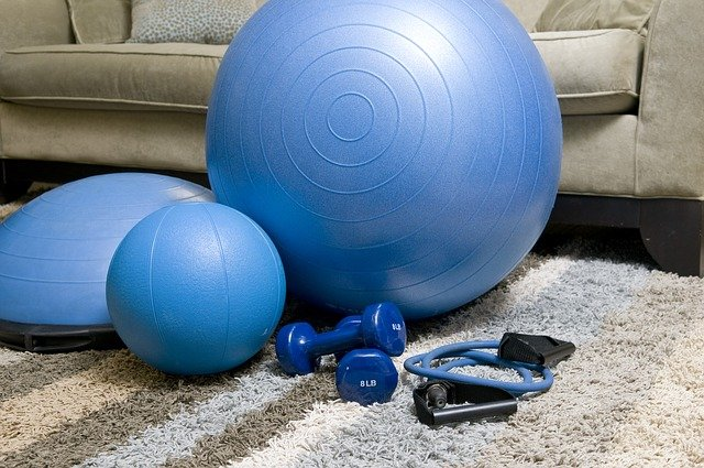 The Perfect Home Gym