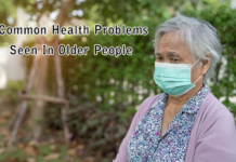 Common Health Problems seen in older people