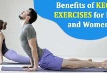 The Method Of Kegel Exercise For Men And Women